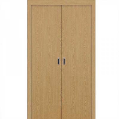 Porte SD CHÊNE coulissante 140cm