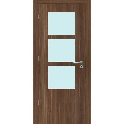Porte  SD NOYER vitrée 90cm gauche