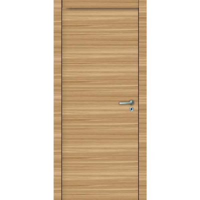 Porte 3D CHÊNE HORIZONTAL 90cm gauche