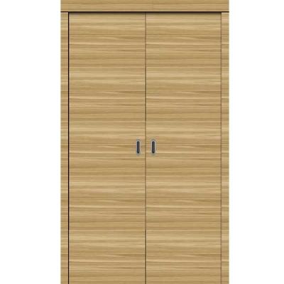 Porte 3D CHÊNE HORIZONTAL coulissante 140cm