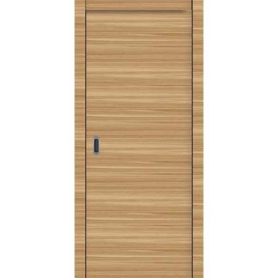 Porte 3D CHÊNE HORIZONTAL coulissante 90cm