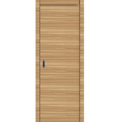 Porte 3D CHÊNE HORIZONTAL coulissante 70cm