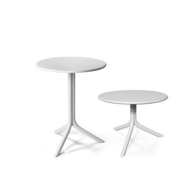 Table STEP Bianco