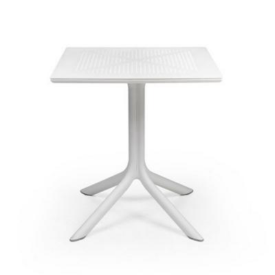 Table CLIP 70 Blanc