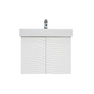 Meuble FLUX 65 blanc brillant