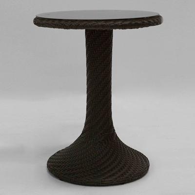 TABLE FUTUR MOCCA DIAM 57 H70 cm