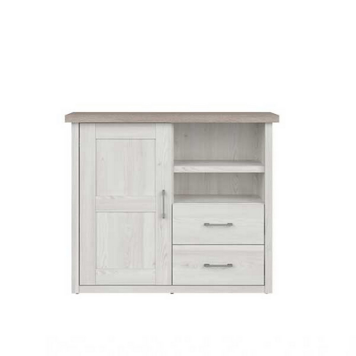 COMMODE LUCA BABY JuZi MELEZE CLAIR/CHENE SONOMA