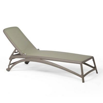 Lounge ATLANTICO Tortora/Vert Agave