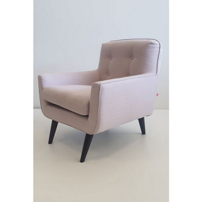 FAUTEUIL LUKE ES CHESTER 10 PINK FLAMINGO