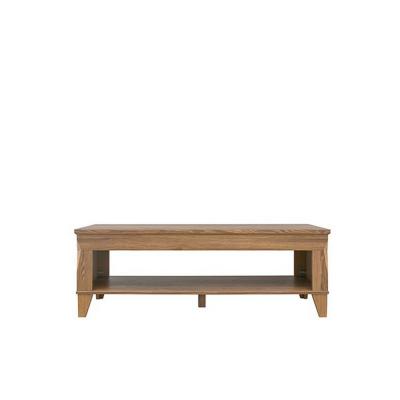 TABLE BASSE BERGEN MELEZE SIBIU DORÉ