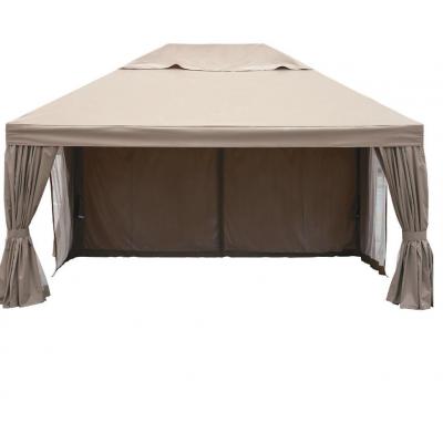 Tente GAZEBO G1 3x3 Beige/marron