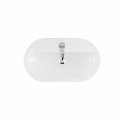 Lavabo ALMORADI oval avec trou