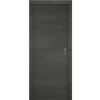 Porte 3D GRIS coulissante 80cm