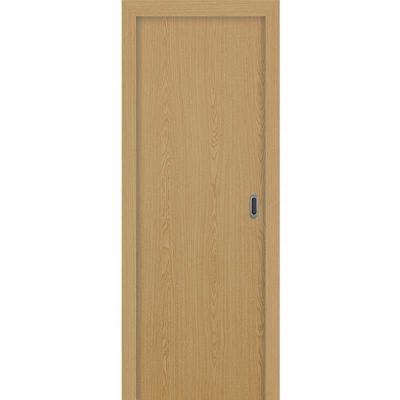 Porte SD CHÊNE coulissante 70cm
