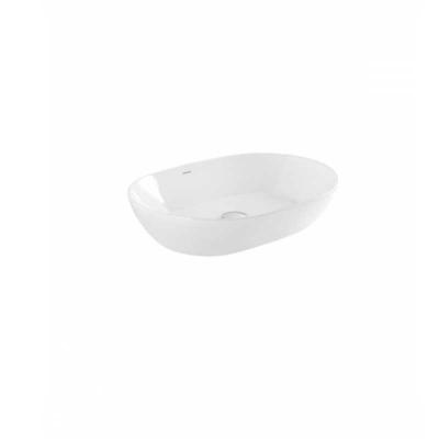 Lavabo SANLIFE oval 60x42 sans trou