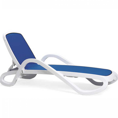 Lounge ALFA Blanc/Bleu