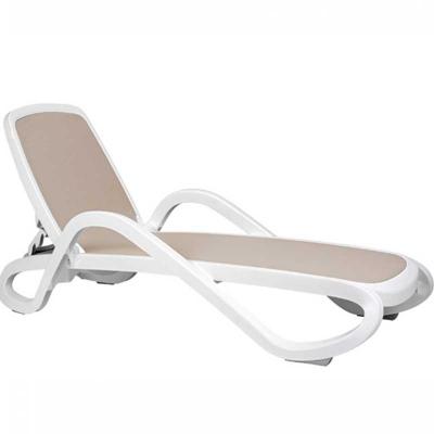 Lounge ALFA Blanc/tortora