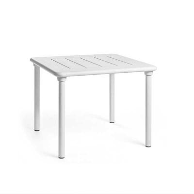 Table MAESTRALE 90 Blanc/blanc