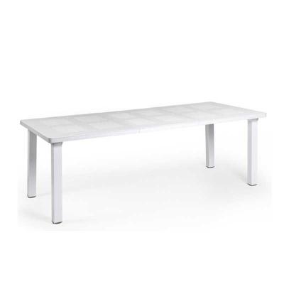 Table LEVANTE 160-220 extensible Blanc