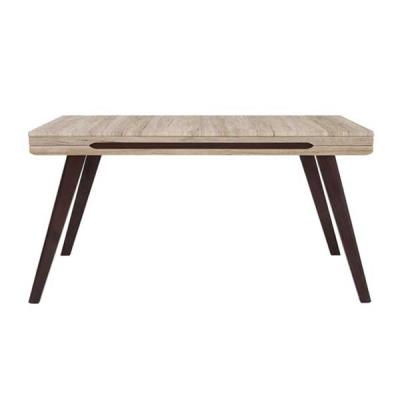 TABLE ULTRA CHÊNE WENGE