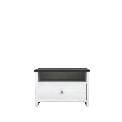 COMMODE PORTO 1TIROIR PIN LARICO