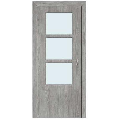 Porte SD GLACIER  vitrée 90cm gauche
