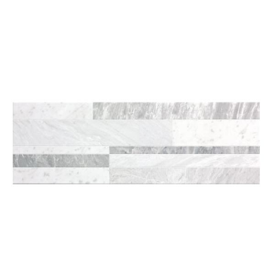 ROMA DIAMOND DECO WHITE   25X75