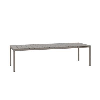 TABLE RIO 210-280 EXTENSIBLE TORTORA/TORTORA