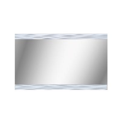 MIROIR PLAN 100X61 BL T07