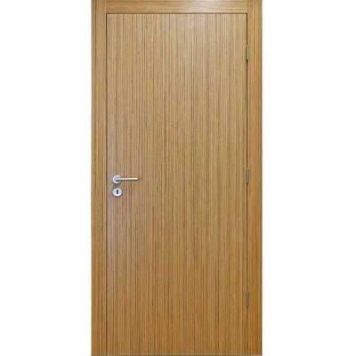 Porte NA ZEBRANO SL 90cm droite