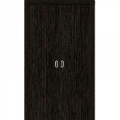 Porte SD WENGE coulissante 140cm