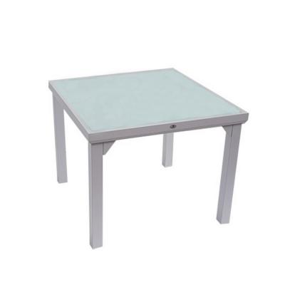 Table BALI 90x90 White