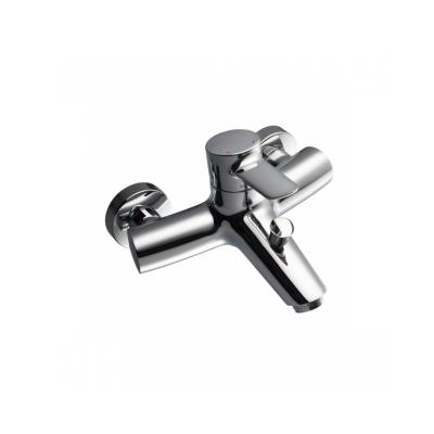 Mitigeur bain/douche TORUS   avec douchette, flexible et support