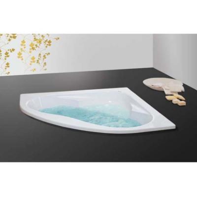 baignoire skin angle 120x120 baignoire salle de bain baignoire d 39 angle le cnt. Black Bedroom Furniture Sets. Home Design Ideas