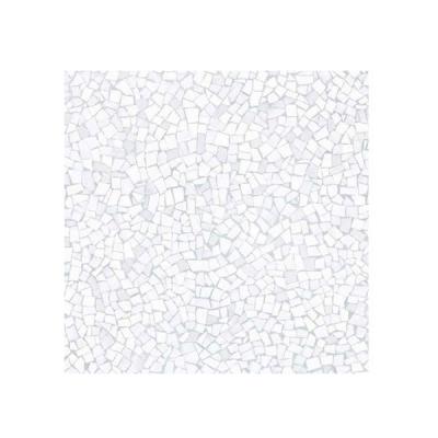 GRES ROMA DIAMOND  FRAMMENTI  WHITE BRILL 75X75