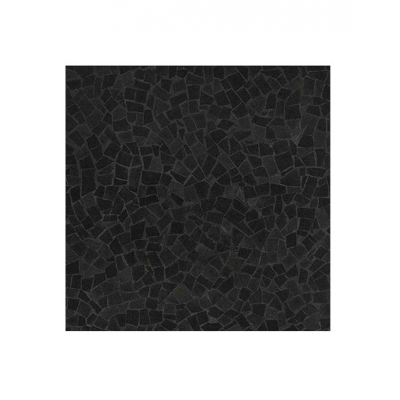 GRES ROMA DIAMOND FRAMMENTI BLACK BRILL 75X75